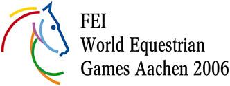 「FEI世界馬術選手権2006アーヘン大会」
