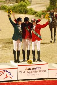 (左から)アブダラ・アル・シャーバトリー、フィリップ・ル・ジュンヌ、エリック・ラマーズ